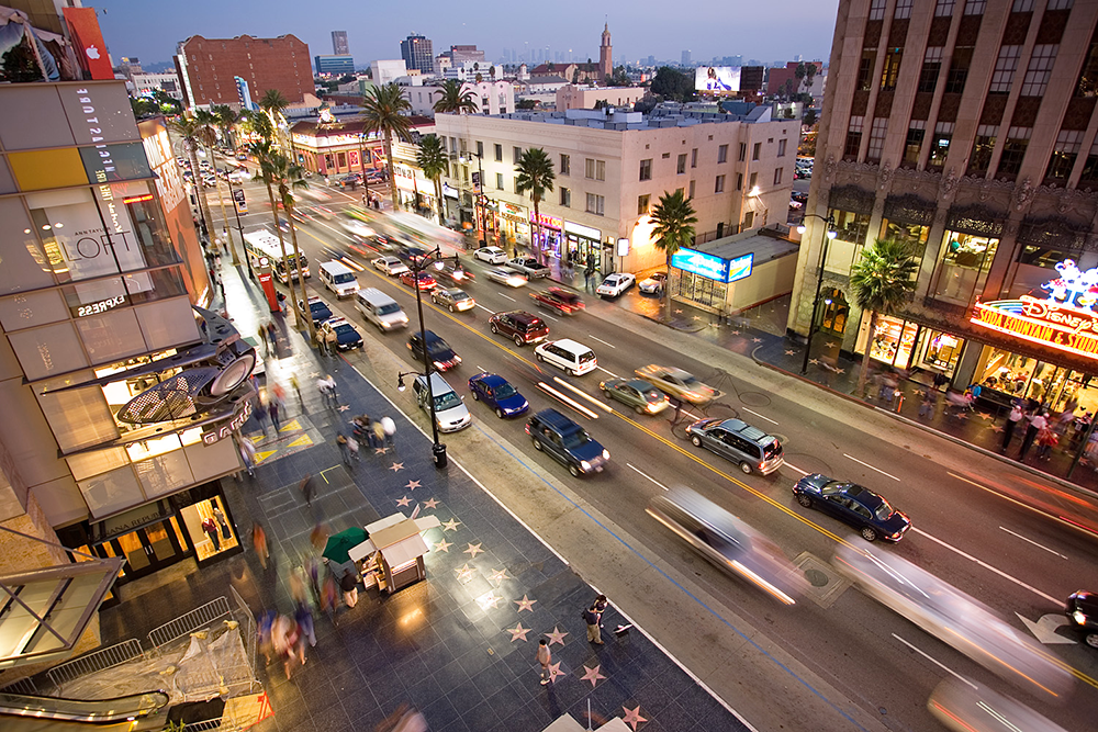 Foto 1 - Hollywood Boulevard