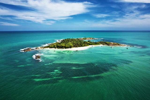 Ilha de Santo Aleixo - reprodução internet