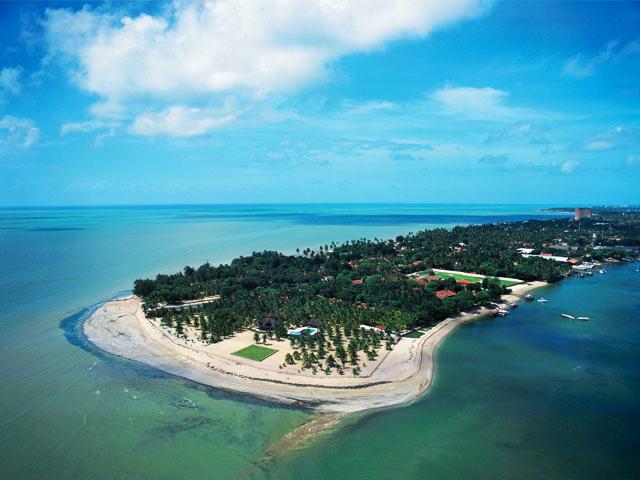 Praia Maria Farinha - Reprodução internet