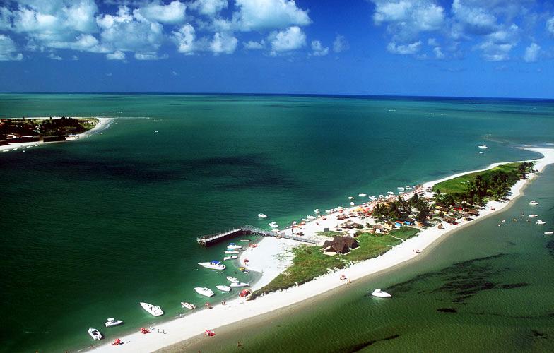 Praia-coroa-do-avião - Crédito Ministério do Turismo
