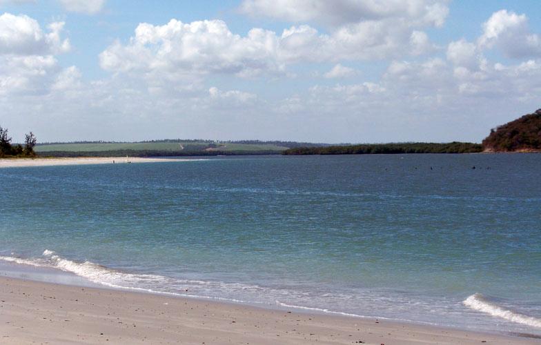 Praia-do-sossego - Foto Divulgação Prefeitura Itamaracá