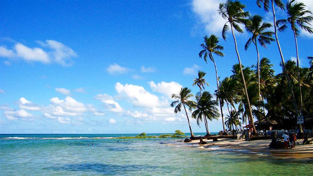 Praia dos Carneiros - Foto Divulgação SETUR PE